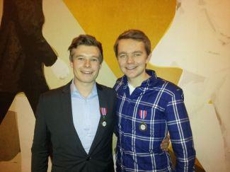 Even og Eirik